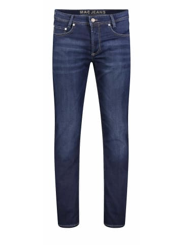 MAC HOSEN Straight Leg Jeans in blau