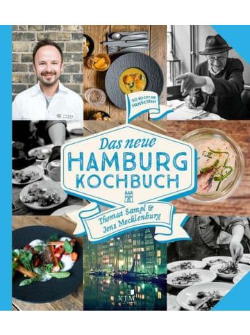 KJM Buchverlag Das NEUE HAMBURG KOCHBUCH   So kochte und kocht die Hansestadt
