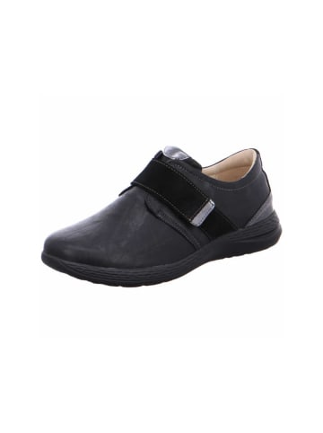 Fidelio Slipper in schwarz