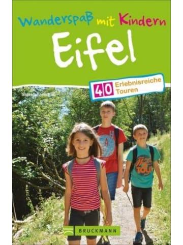 Bruckmann Wanderspaß mit Kindern Eifel
