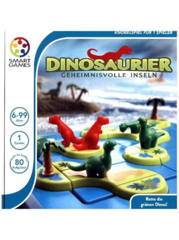 SMART GAMES Dinosaurier - Geheimnisvolle Inseln (Spiel)