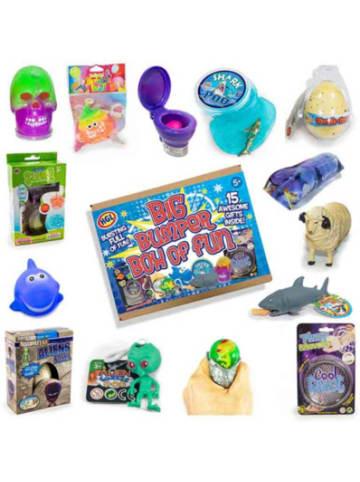 HGL Große Überraschungsbox mit 15 tollen Spielzeugen