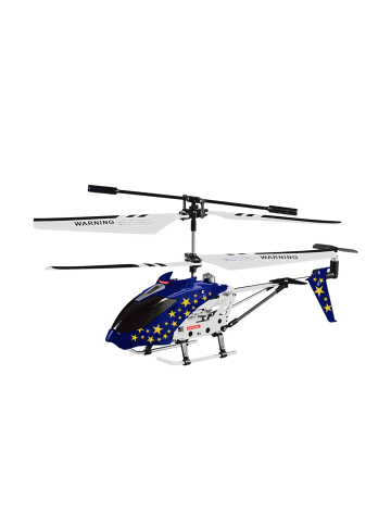 """Cartronic Helicopter IR """"C705"""" in Blau"""