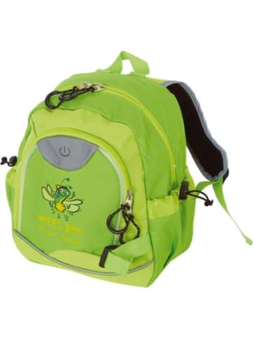 Wheel-Bee Kinderrucksack Kiddy Bee LED Green