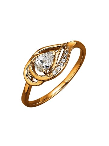 Jacques Lemans Ringe 375/- Gold in gelb