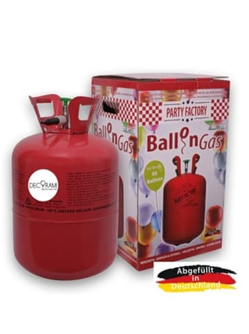 "Party Factory Helium / Ballongas-Einwegflasche ""XXL 0,42m³"""