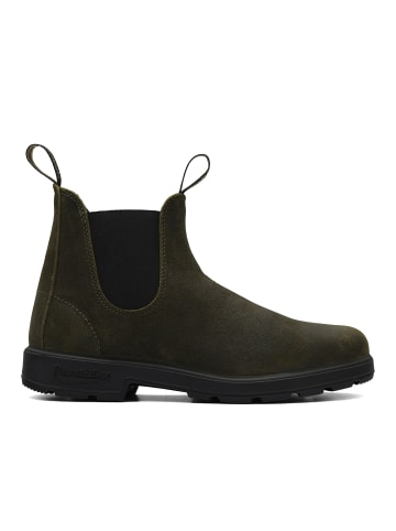 Blundstone Chelsea Boots Modell 1615 in Olivgrün