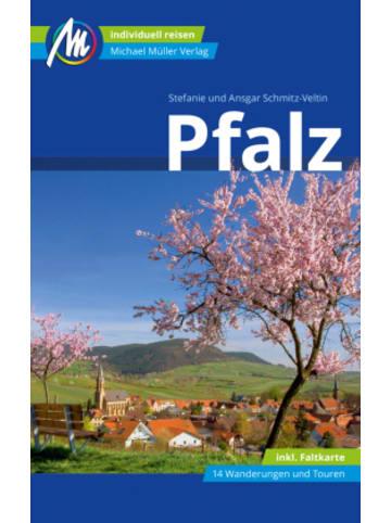 Michael Müller Verlag Pfalz Reiseführer Michael Müller Verlag