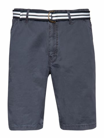 """Protest Short """" FAN """" in Ground Blue"""
