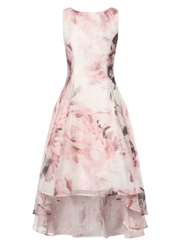 Apriori Abendkleid in weiß rosa