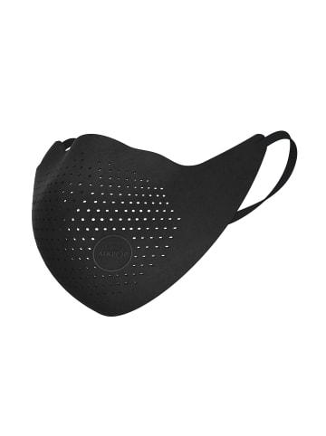 """AirPop Maske """"Original""""  in schwarz"""