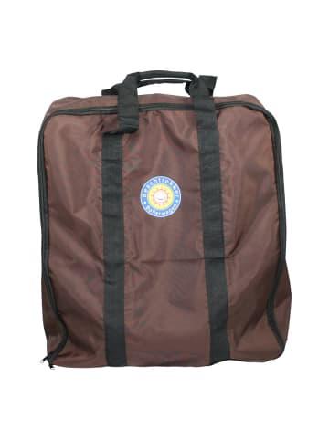 Beachtrekker Tasche für Beachtrekker LiFe (für faltbarer / klappbarer Bollerwagen), Braun