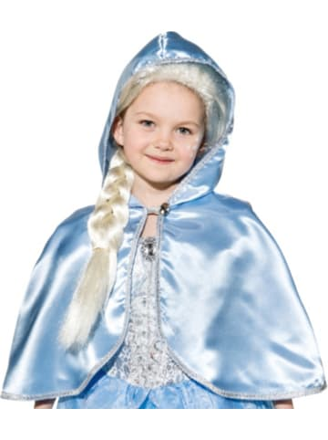 Orlob Karneval Umhang Prinzessin, hellblau