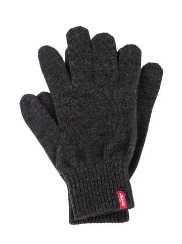 Levi´s Handschuhe in Dunkelgrau