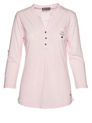 Decay Blusen-Shirt in rosa