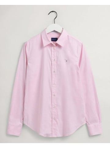 Gant Langarmbluse in light pink
