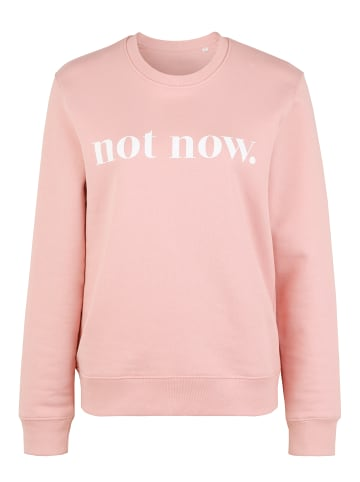 Bad Moms Club Sweater in Pink