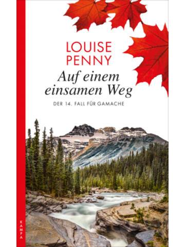 Kampa Verlag Auf einem einsamen Weg