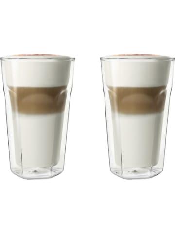 Leopold Vienna 2er-Set Latte Macchiato Gläser