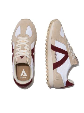 ASFVLT Sneaker GATE GAT001 in sand cabernt