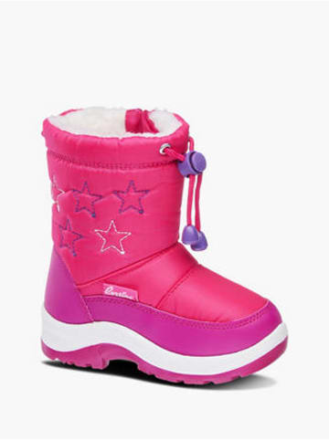 Cortina Schneeboots pink