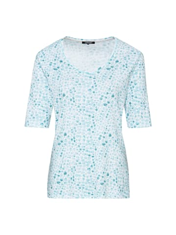 Olsen T-Shirt in Aqua Blue