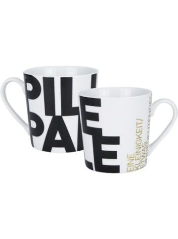 """INFINITE YOU Kaffeebecher """"Pillepalle"""", 350ml"""
