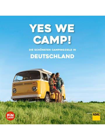 ADAC Yes we camp! Deutschland   Die schönsten Campingziele in Deutschland