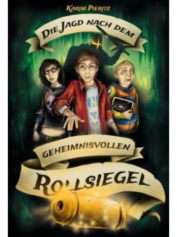 Karim Pieritz Verlag Die Jagd nach dem geheimnisvollen Rollsiegel - Jugendbuch ab 12 Jahren