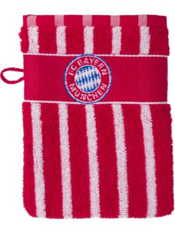 FC Bayern Waschhandschuh Mia, san mia, 16 x 21,5 cm