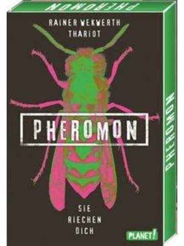 Planet! Pheromon 1. Sie riechen dich