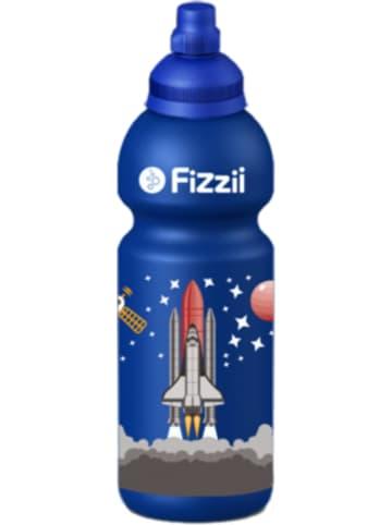 Fizzii Trinkflasche Weltraum, 600 ml