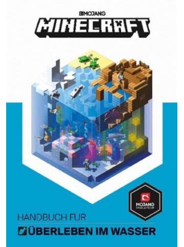 EGMONT Schneiderbuch Minecraft, Handbuch Überleben im Wasser
