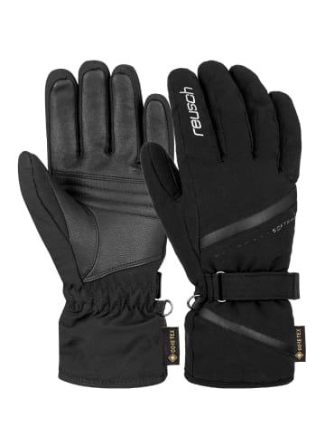 Reusch Fingerhandschuhe Alexa GTX in black / silver