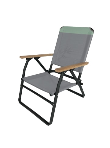 Human Comfort Campingstuhl Boust in Grau