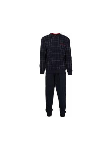 Bernd Götz Pyjama lang in blau