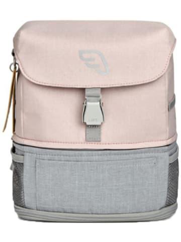 JetKids Kinderrucksack, erweiterbar, , Crew Backpack, Pink Lemonade