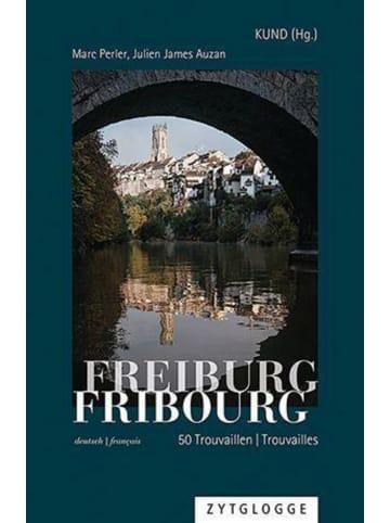 Zytglogge Freiburg/Fribourg   50 Trouvaillen/Trouvailles