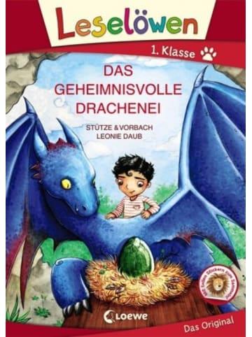 Loewe Verlag Leselöwen 1. Klasse - Das geheimnisvolle Drachenei