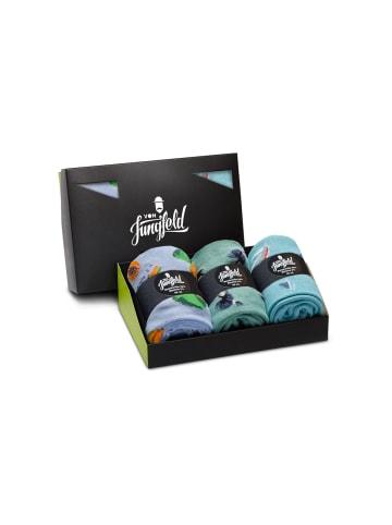 Von Jungfeld Socken 3er Pack in Sandbank