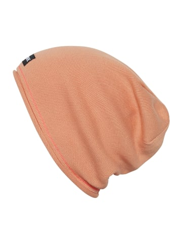 Chiemsee Beanie in apricot blush