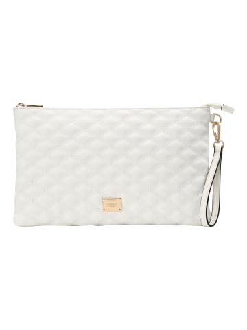 L.Credi Clutch Geralda Clutch in weiss
