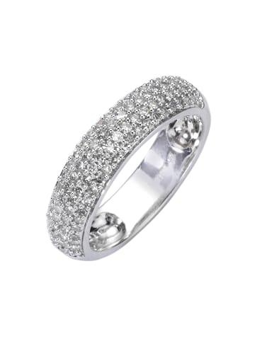 Diamonds by Ellen K. Diamantringe 585/- Gold in weiß
