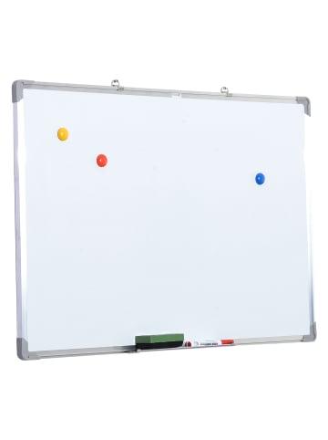 HOMCOM Whiteboard in Weiß