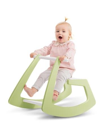 Jupiduu - Designed for Kids Design Schaukelpferd aus Holz in Grün