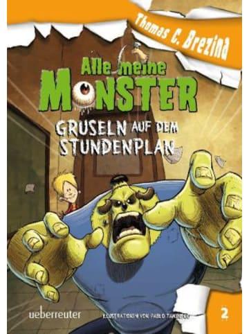 Ueberreuter Alle meine Monster, Gruseln auf dem Stundenplan