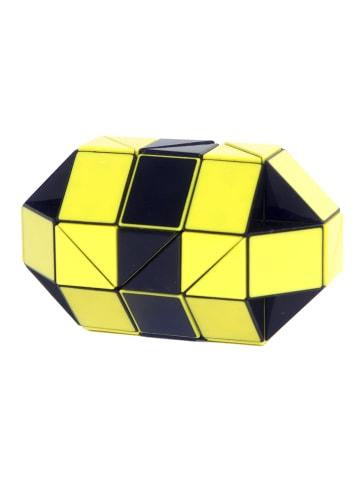 Clown Games Puzzle 3D Geduldsspiel in gelb