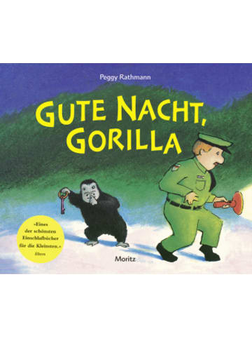 Moritz Gute Nacht, Gorilla
