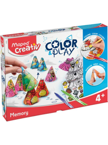 Maped Memory COLOR & PLAY