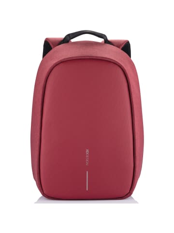 XD Design Bobby Hero Small Rucksack RFID 38 cm Laptopfach in red